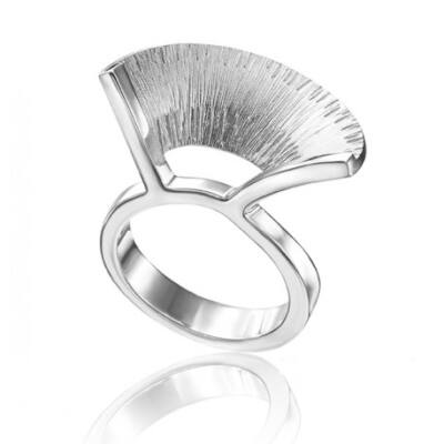 Apoaxis ezüst gyűrű