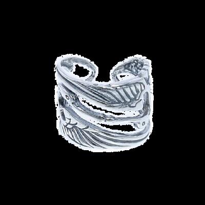 Hattyús gyűrű