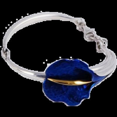 Kék titánium karkötő – BB