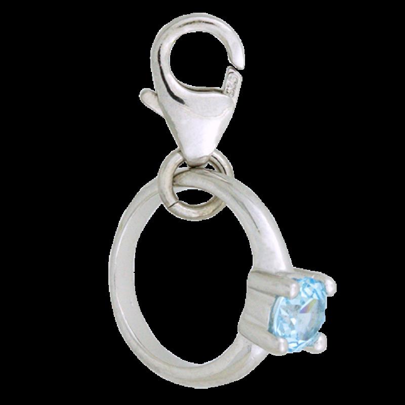 Gyűrű charm